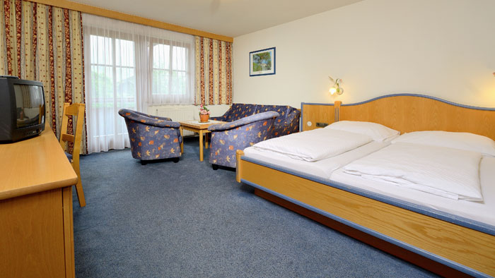 Junior-Suites Unterberg